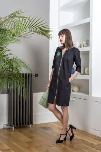 Robe JOAN / Sac «Madeleine» BeUnPerfect