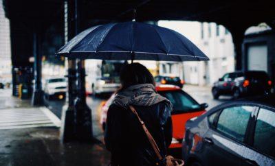 Fini l'été: à vos parapluies!
